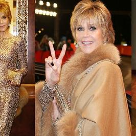 Jane Fonda – ależ ona wygląda!