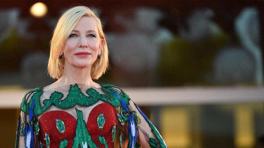 Cate Blanchett w Wenecji