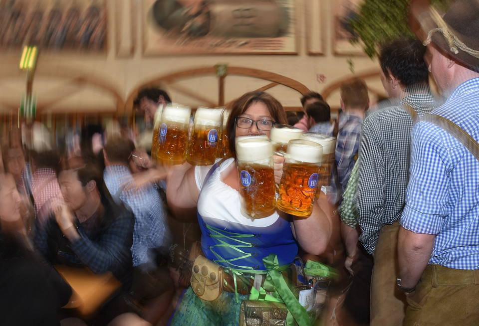 GERMANY-OKTOBERFEST-BEER-FESTIVAL