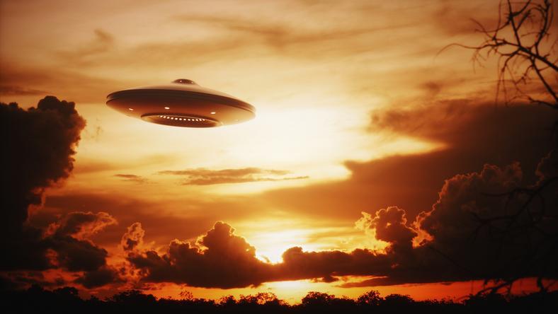 Polskie Roswell: katastrofa UFO na Mazurach