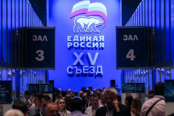 Kongres vladajuće ruske partije