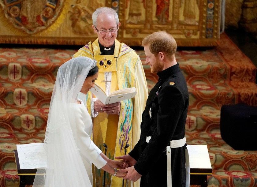 Ślub Meghan i księcia Harry'ego