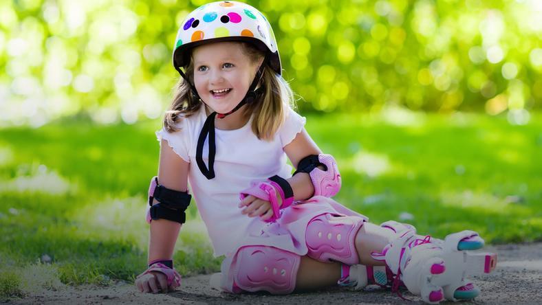 Jak Wybrać Ochraniacze I Kask Dla Dziecka Kobieta