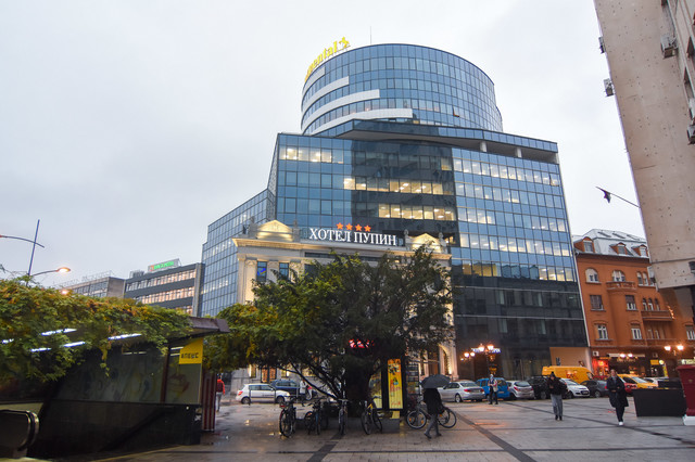 Zgrada Nataše Bekvalac
