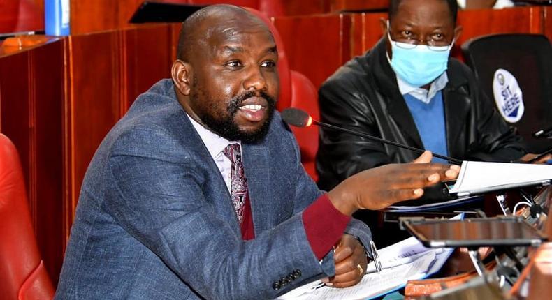 Senator Kipchumba Murkomen