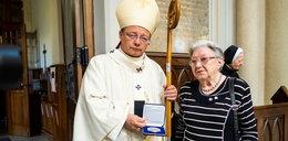 Abp Grzegorz Ryś uhonorowany medalem