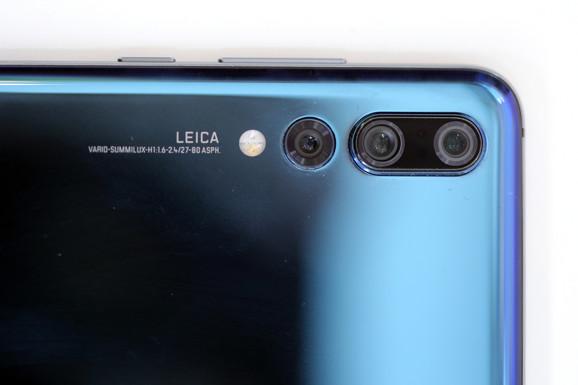 Huawei P20 Pro sa tri Lajka kamere