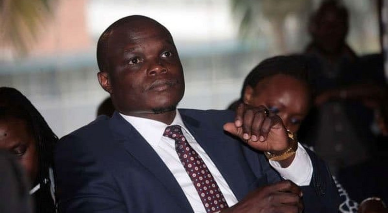 Kenyans concerned over Norman Magaya's health as he shares a series of disturbing tweets