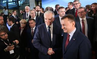 Gowin na kongresie Polski Razem: Jestem prezesem nowej partii Porozumienie. Chcemy działać na rzecz rozwoju samorządności