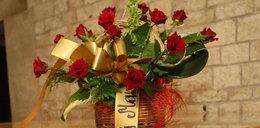 Marta Kaczyńska. Przesłała kwiaty na grób Mamy