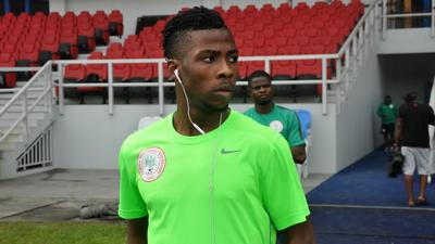 Super Eagles coach Gernot Rohr recalls Kelechi Iheanacho while Belgian-born striker Cyril Dessers gets debut call-up in the 24-man squad for AFCON 2021 qualifiers against Sierra Leone