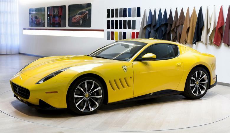 Ferrari SP275 RW Competizione - 1 z 1