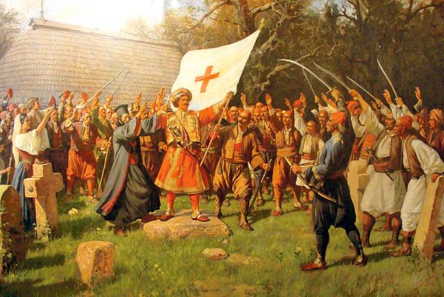 Drugi srpski ustanak koji je predvodio knjaz Miloš bio je daleko uspešniji od prvog