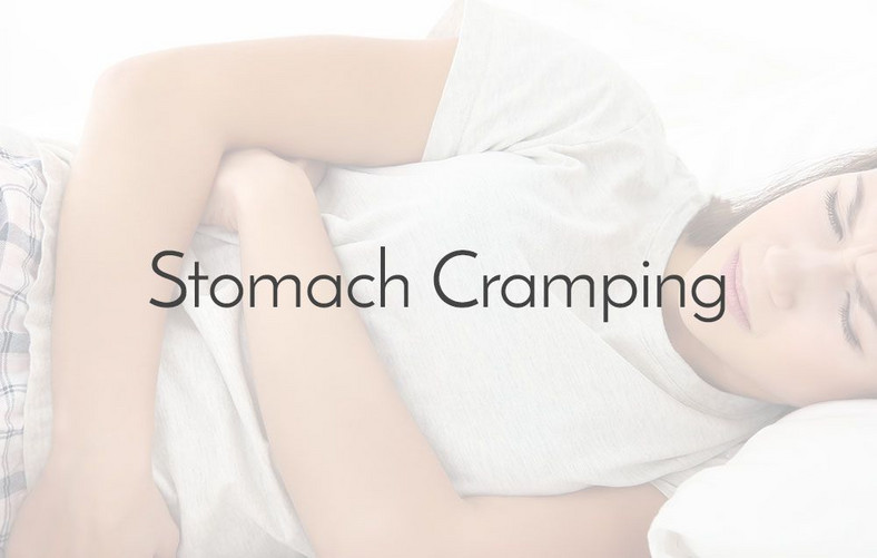 Stomach cramping