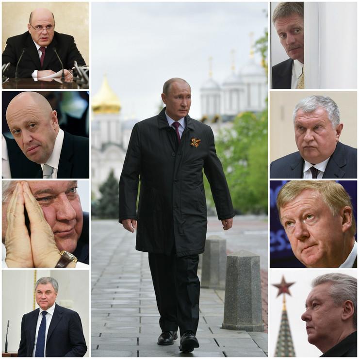 Putin se sve više se udaljava od rutinskih poslova upravljanja i prebacuje ovlašćenja