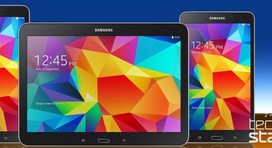 Samsung: Galaxy-Tab-4-Serie angekündigt