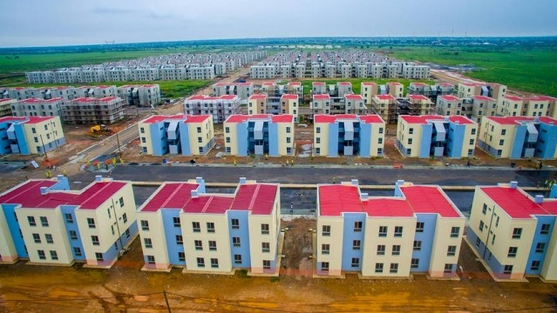 Saglemi Housing Project
