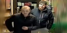 Zuchwały napad na sklep w Gdańsku. Poznajesz tych bandytów?