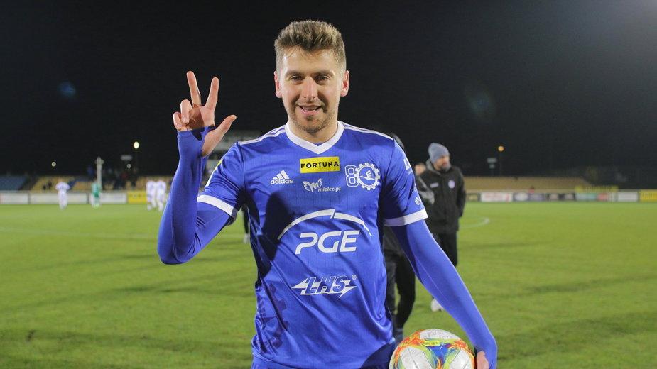 Bartosz Nowak (Stal Mielec)