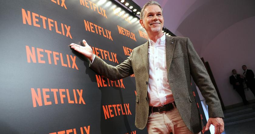 CEO Netfliksa Reed Hastings