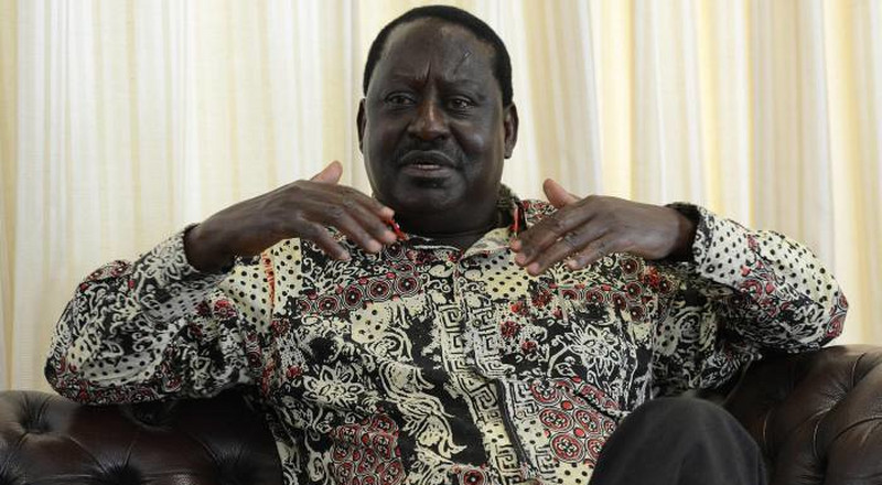 I did not ask any community to cremate the dead - Raila Odinga clarifies