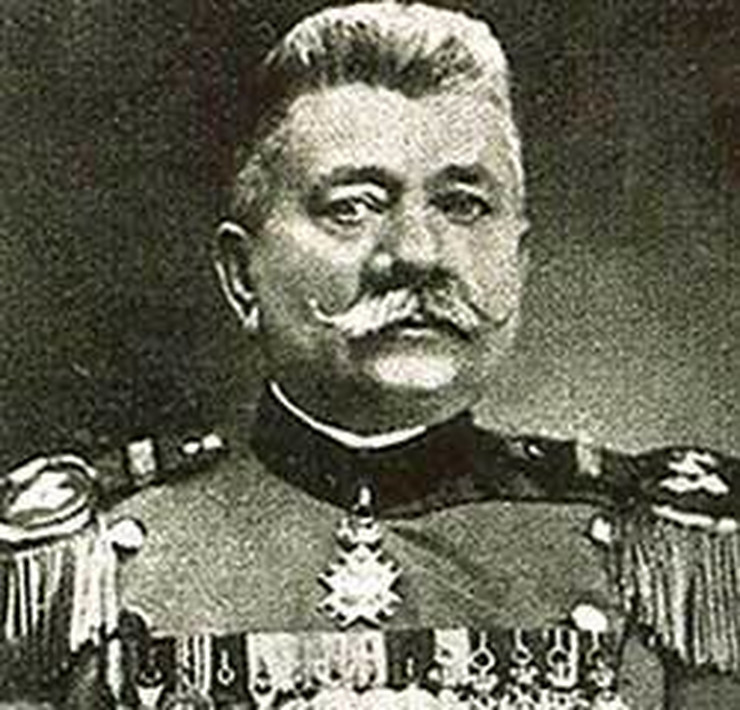 Stevan Švabić, srpski pukovnik u Velikom ratu