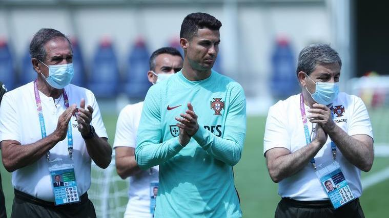 Megmutatjuk Cristiano Ronaldo hány rekordnál tart az Európa-bajnokságok történetében