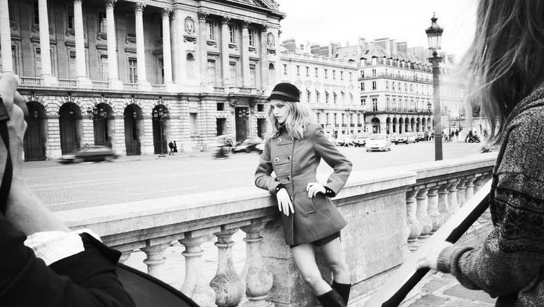Sasha Pivovarova w jesiennej kampanii Reserved. Zobacz kulisy sesji!