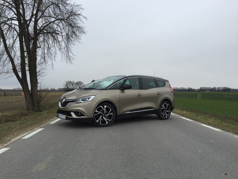 Renault Grand Scenic 160 TCe