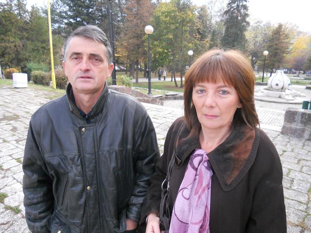 U šoku: Bračni par Dragan i Zorica Nenadović