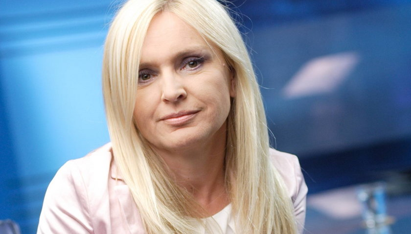 Monika Olejnik, dziennikarka Radia Zet i TVN24