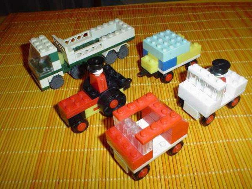 Zabawki z PRL