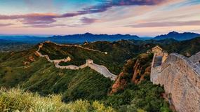 Spędź noc na Wielkim Murze Chińskim