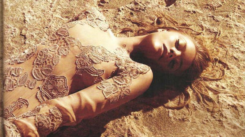 """Ania Jagodzińska w """"Vogue"""""""