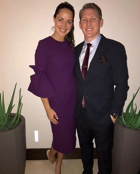 Ana Ivanović u blagoslovenom stanju: Ona i Bastijan očekuju drugo dete!