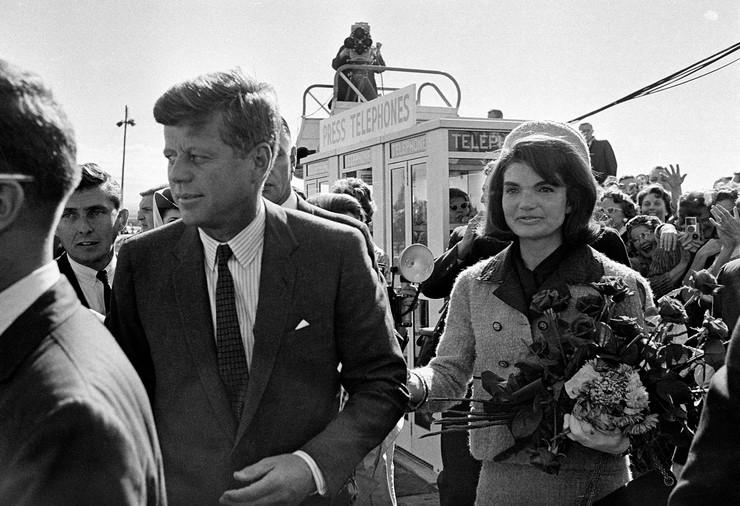 Džon i Žaklina Kenedi