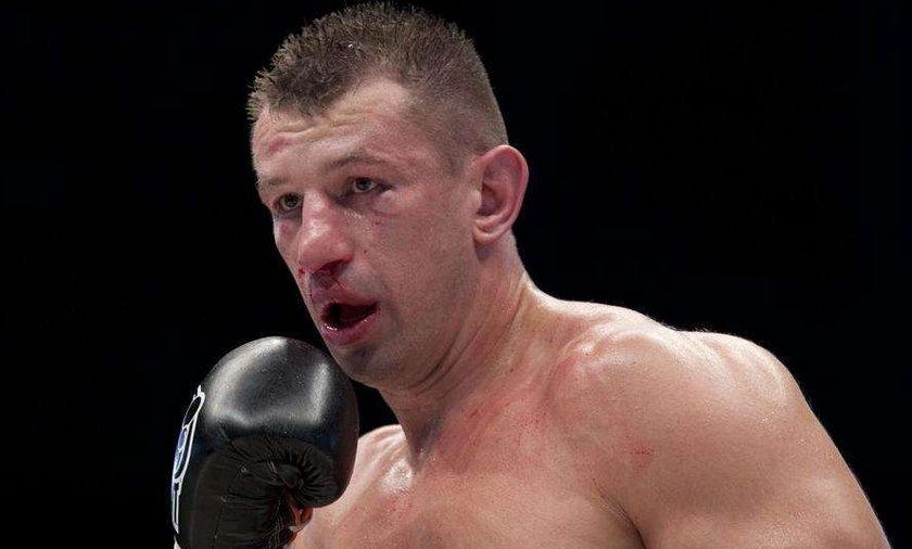 Amerykański bokser Amir Mansour chce się bić z Tomaszem Adamkiem
