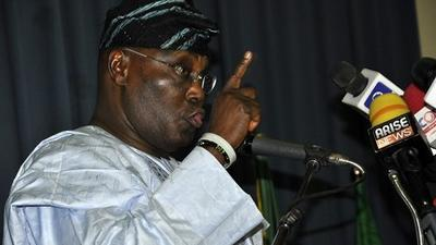 Atiku says APC is Nigeria's biggest mistake
