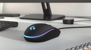 Logitech G195 TKL pokazano nową klawiaturę mechaniczną bez
