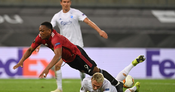 LE: Manchester United po dogrywce wygrał z FC Kopenhaga ...