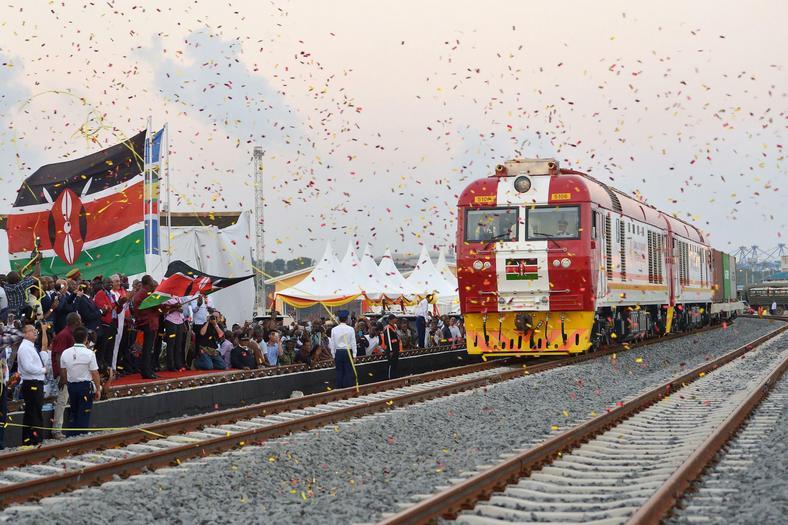 Kenya's Standard Gauge Railway