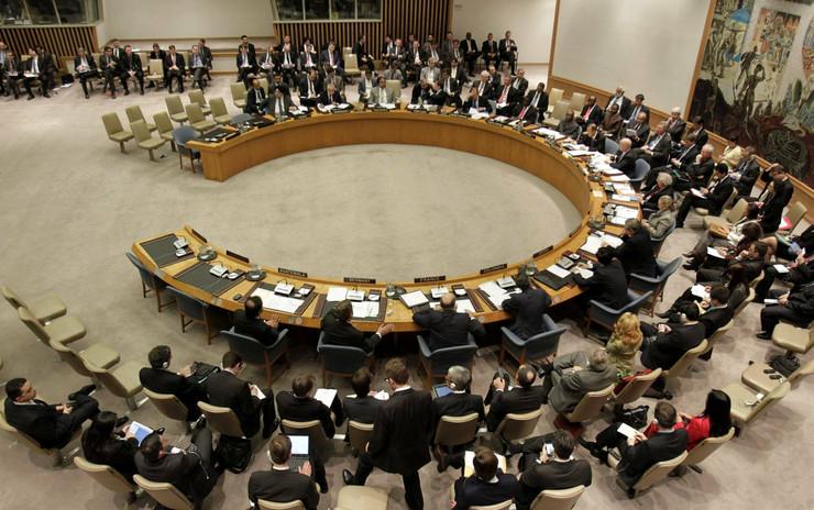 Stavićemo problem na dnevni red:Savet bezbednosti Ujedinjenih nacija