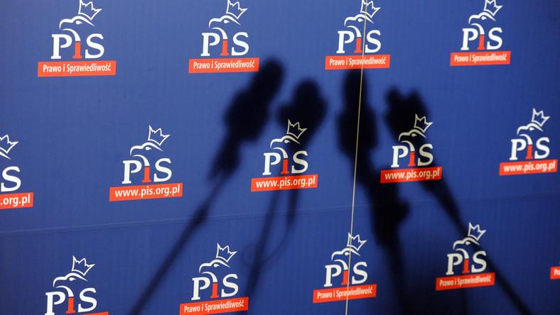 Konferencja PiS
