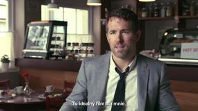 """""""Bodyguard Zawodowiec"""": Ryan Reynolds o swojej roli"""