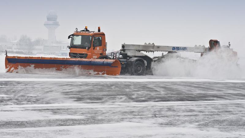 Lotnisko Chopina gotowe na zimę