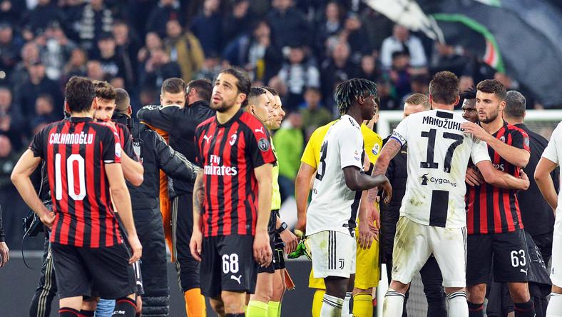 2a3c19f76 Juventus - Milan: media po meczu, wielkie kontrowersje - Piłka nożna