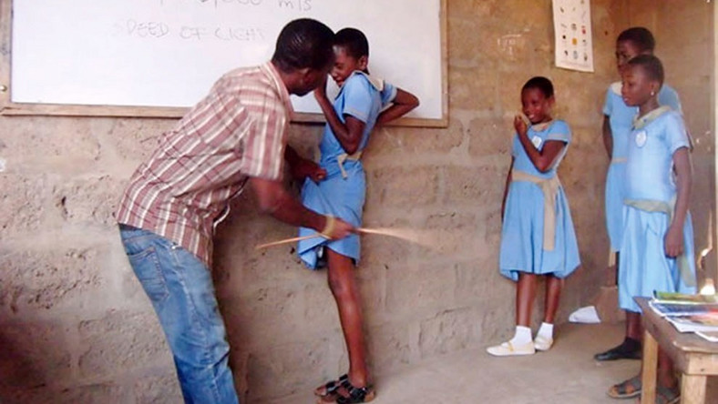 Ghana's education service bans caning in schools and puts