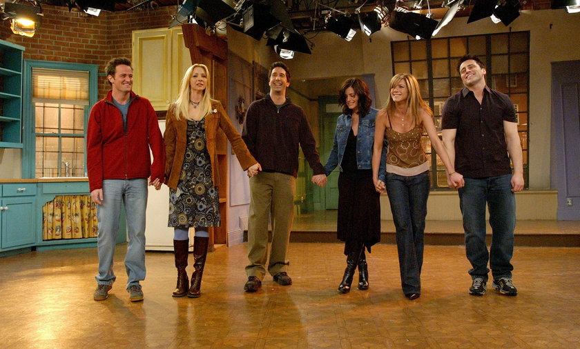 """""""Przyjaciele"""" powracają. Zobacz zwiastun odcinka specjalnego!"""