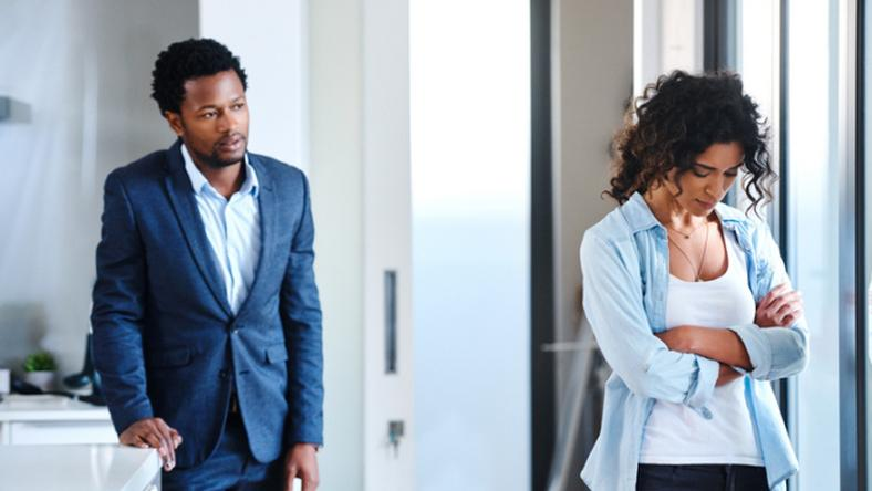 Are you a verbally abisuve partner This is how to know[Credit: katleho/ Seisa Getty ]