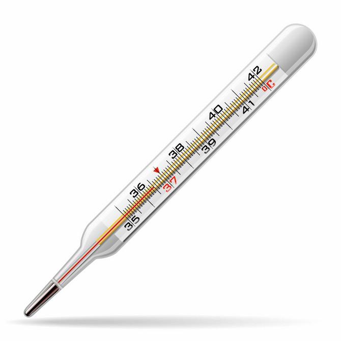 Temperatura tela